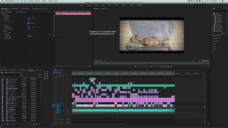 video-editor-timeline-lyric-video-production