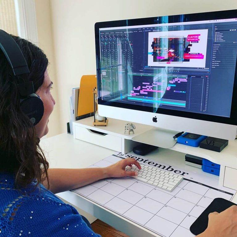 Tamara Stampone Video Editor, Visual Designer About Me